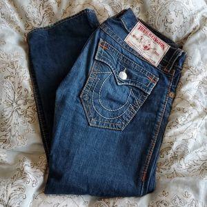 True Religions 31x32 Jeans